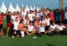 Hua Hin Vikings – One of the Winners!