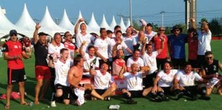 Hua Hin Vikings – One of the Winners!