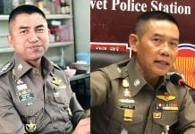 Thailand Appoints New Immigration Chief
