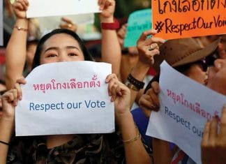 Political Uncertainty and Export Slump Hits Thai Economy