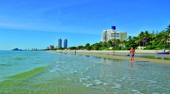 Hua Hin ranked among the 10 Best Places to Retire in Asia