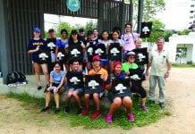 Rotary Planting Mangrove