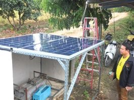 NONG TA TAM COMMUNITY WINS UN AWARD FOR A SOLAR ENERGY SOLUTION