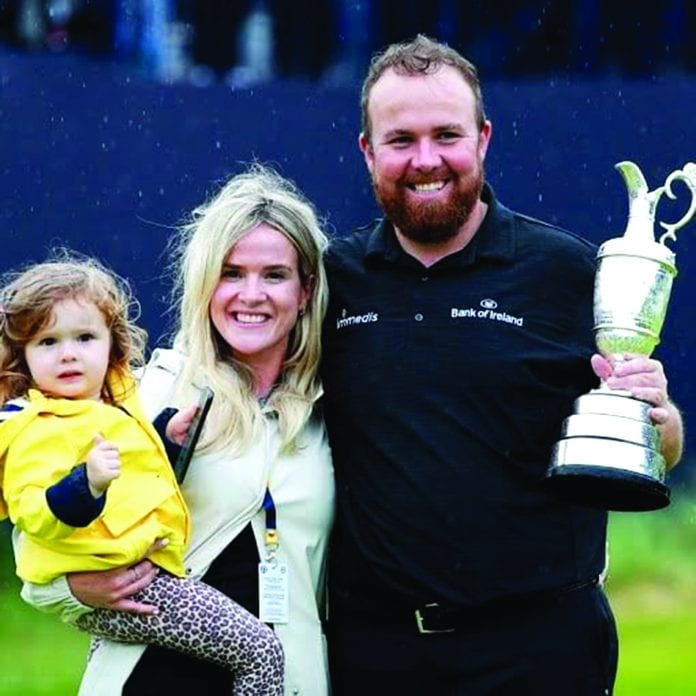 LOWRY WINS THE OPEN WITH MUCH MORE THAN THE LUCK OF THE IRISH!