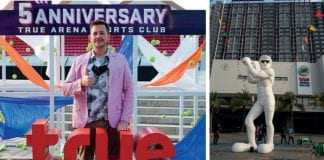 True Arena's 5th anniversary sees the venue moving forward