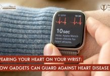 Wearing your heart on your wrist