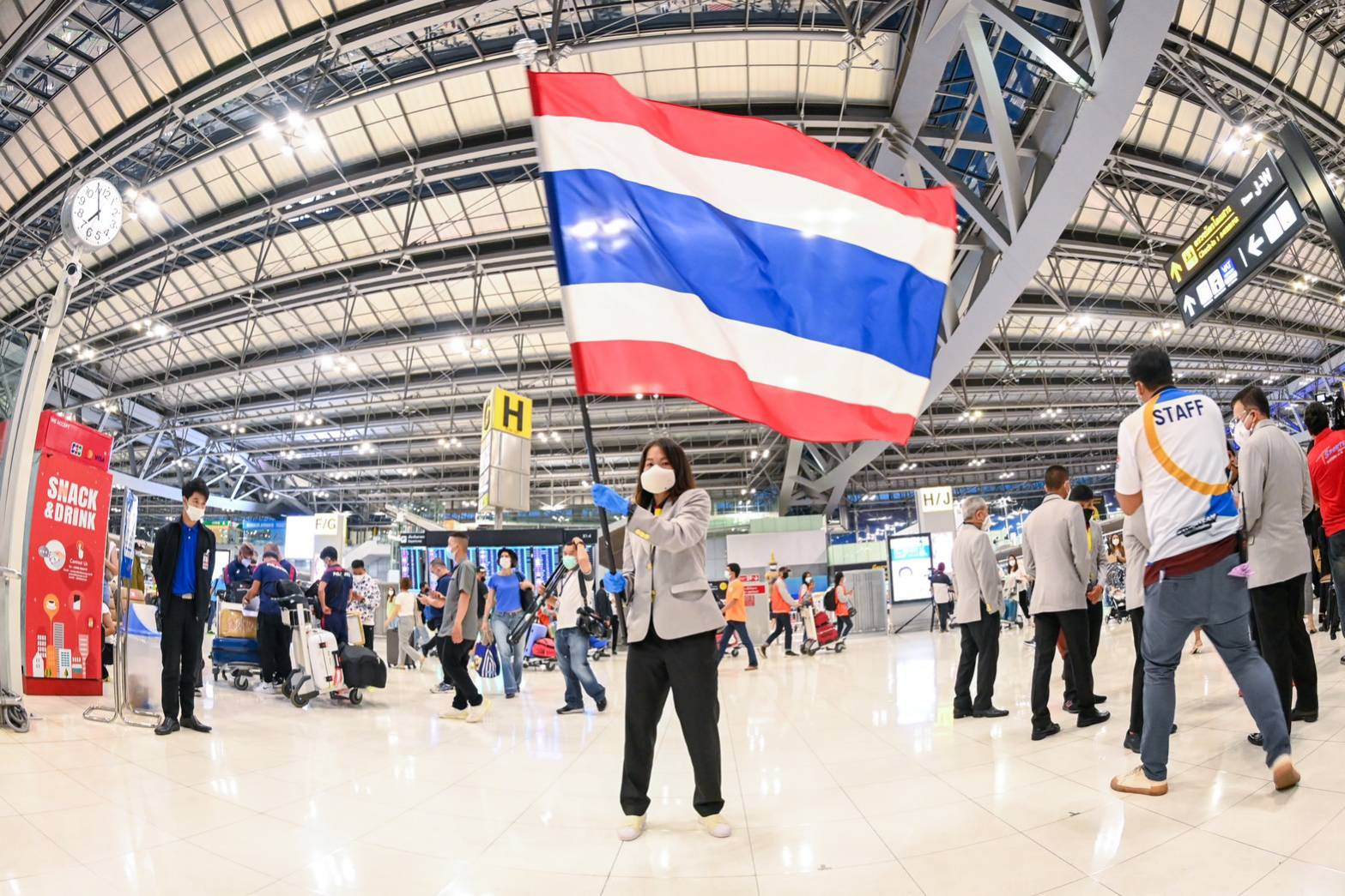 Thailand launches 3-pronged mission for gold at Tokyo Olympics