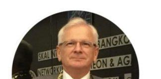 Andrew J Wood - to Run for Skål Asia President