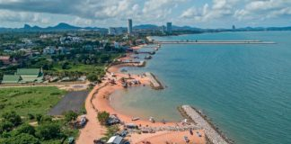 Solving the Problems of Erosion on the Thai Coast