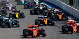 Formula 1 - the main international motorsport event
