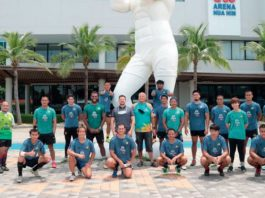Thailand's national rugby